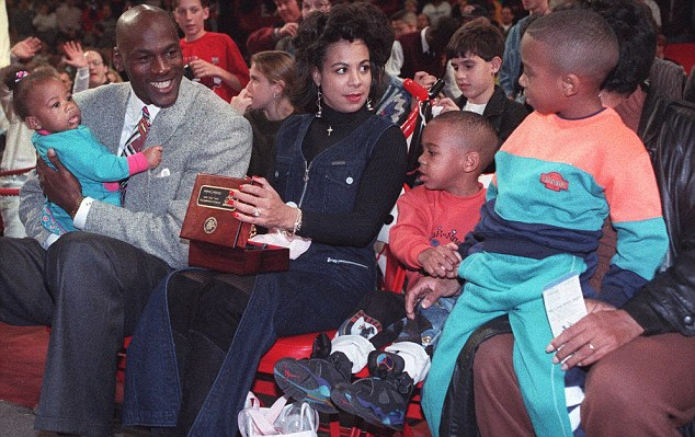 Michael Jordan Family Pictures, Wife, Sons, Age, Net Worth