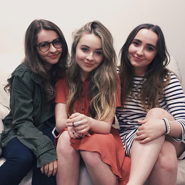 Sabrina Carpenter Family Pictures, Sisters, Age