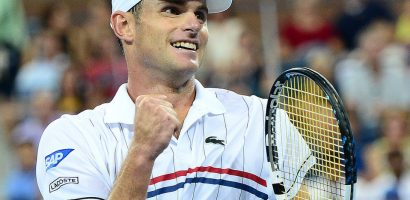 Andy Roddick Family Photos, Father, Wife, Son, Height, Age