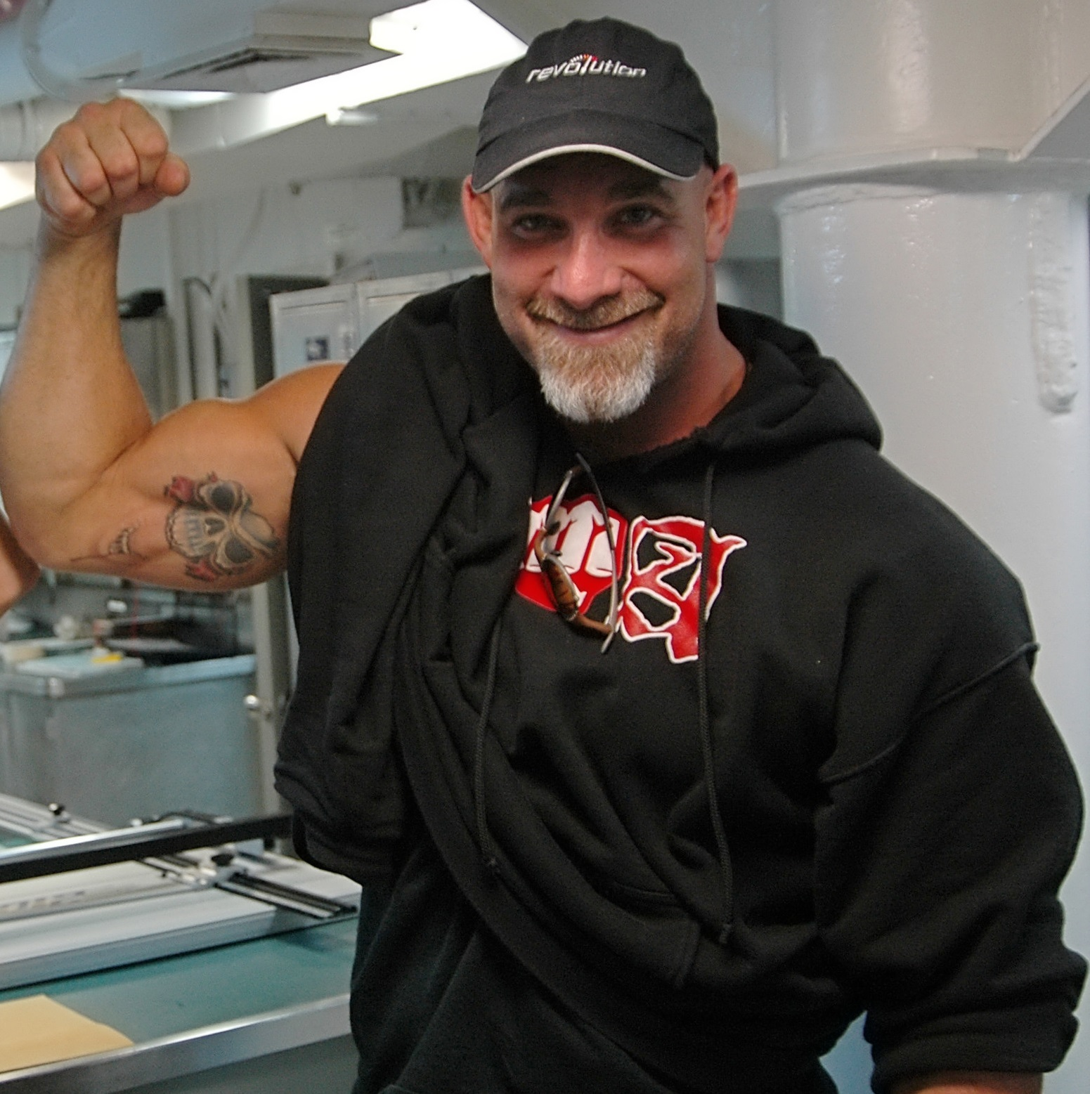 Bill Goldberg Family Photos, Wife, Son, Age, Height