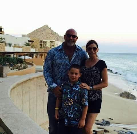 Bill Goldberg Family Photos, Wife, Son, Height