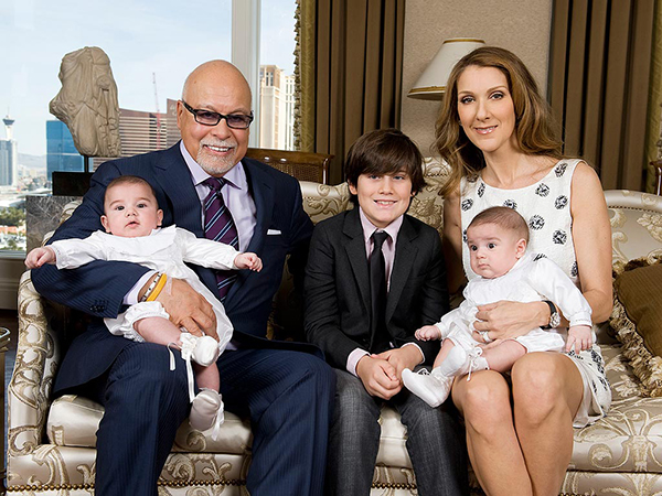 Celine Dion Family Photos, Siblings, Son, Age, Height