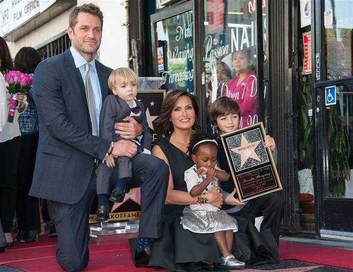 Mariska Hargitay Family Pics, Husband, Kids, Age