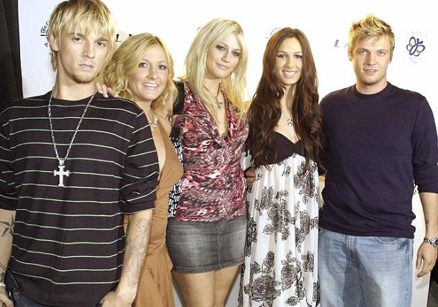 Nick Carter Family Photos, Wife, Height