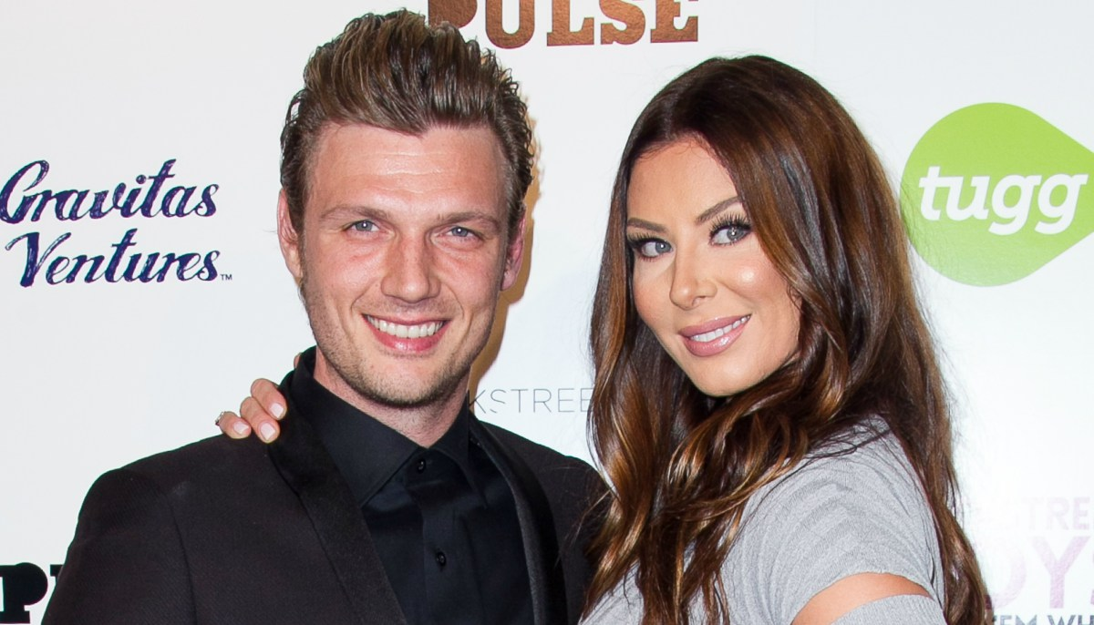 Nick Carter Family, Wife, Son, Height