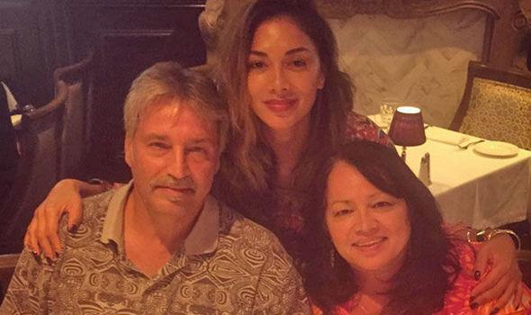 Nicole Scherzinger Family Photos, Boyfriend, Age