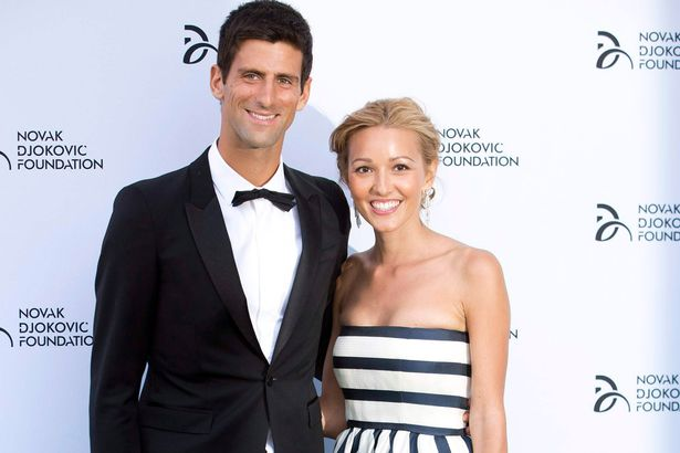 Novak Djokovic Family Photos,  Wife, Age, Height
