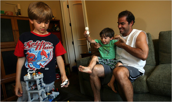 Pete Sampras Family Photos, Father, Son, Age, Height