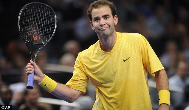 Pete Sampras Family Photos, Father, Wife, Son, Age, Height