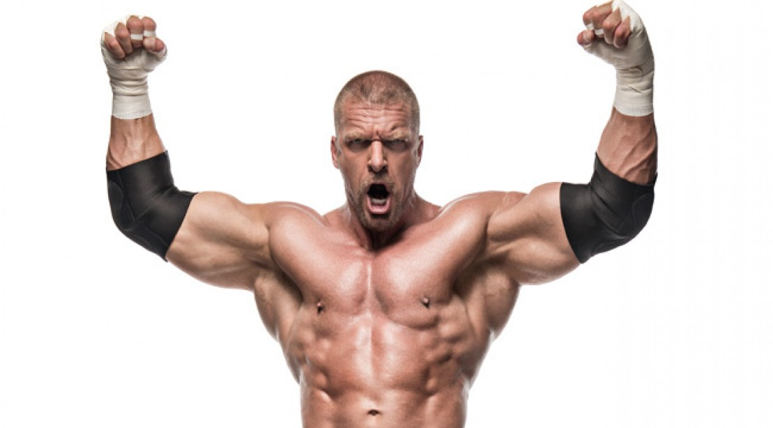 WWE Superstars Family Photos Spouses , Girlfriends Triple H