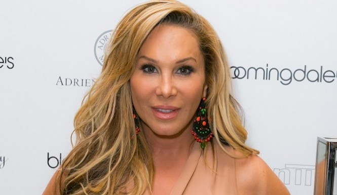 Adrienne Maloof Family Photos Husband, Children, Parents, Siblings