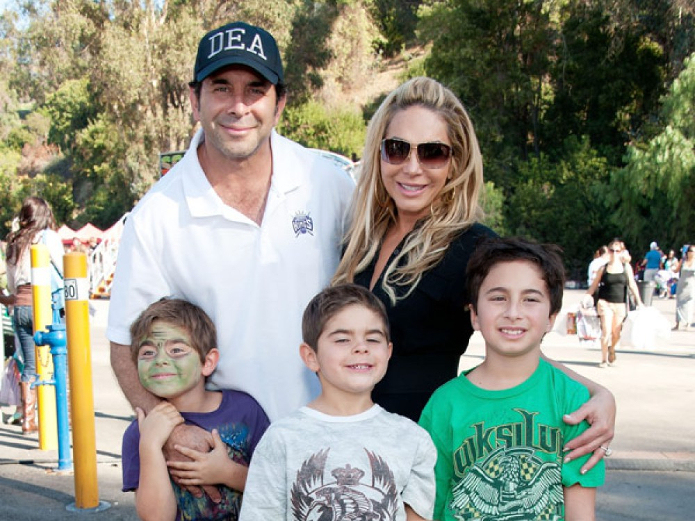 Adrienne Maloof Photos Husband, Children, Parents, Siblings