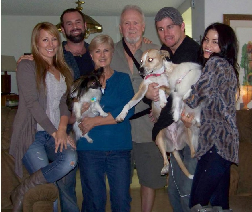Channing Tatum Family Photos, Wife, Daughter, Brother, Height