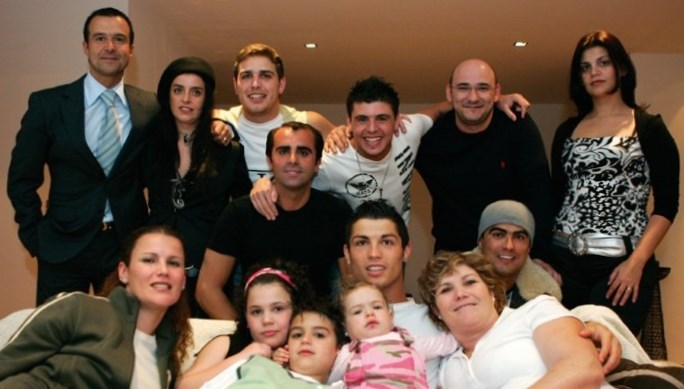 Cristiano Ronaldo Family Photos, Wife, Girlfriend, Son, Age