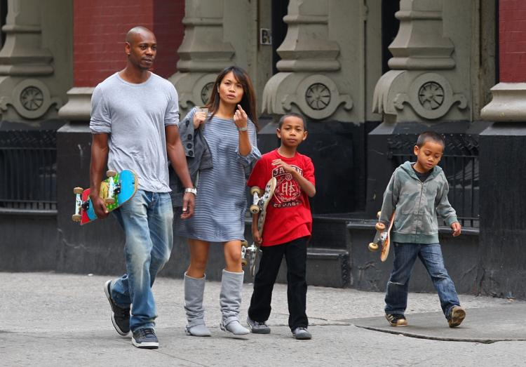 Dave Chappelle Family Pictures, Wife, Kids,  Net Worth
