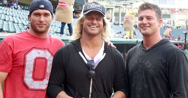 Dolph Ziggler Family Photos, Wife, Girlfriend,  Height