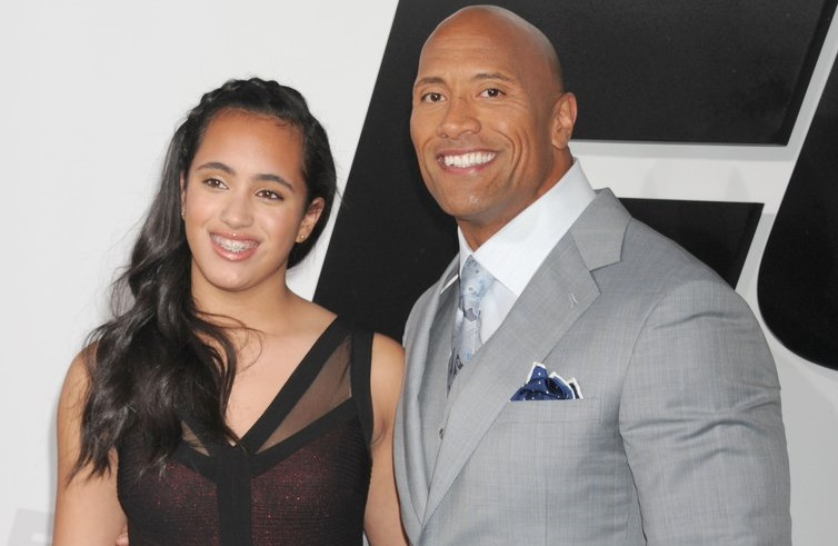 Dwayne Johnson Rock family Photos, Wife, Daughter, Age, Height