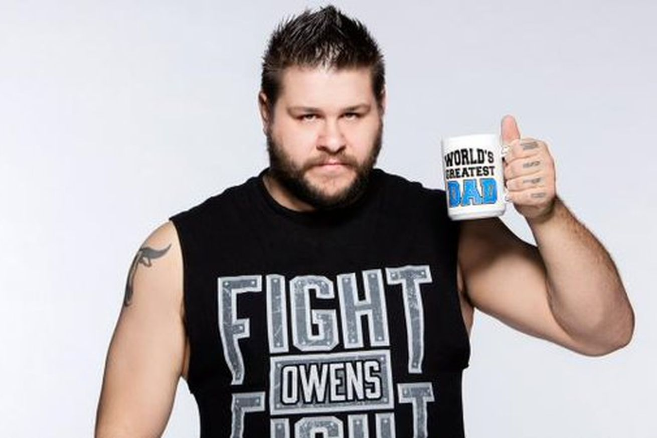 Kevin Owens Family Photos, Wife, Son, Height, Age, Real Name