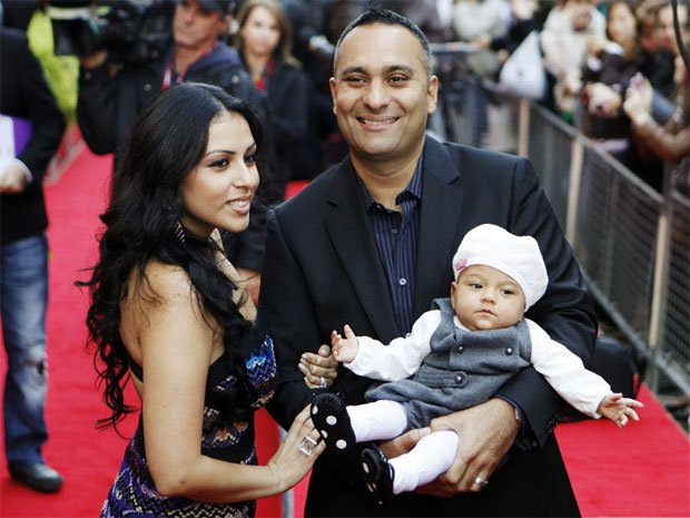 Russell Peters Family Pictures, Wife, Daughter, Age