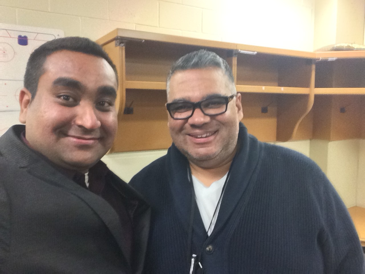 Russell Peters Family Pictures, Wife,  Parents, Age