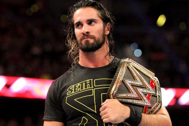 Seth Rollins Family Photos, Wife, Parents, Real Name, Age, Height