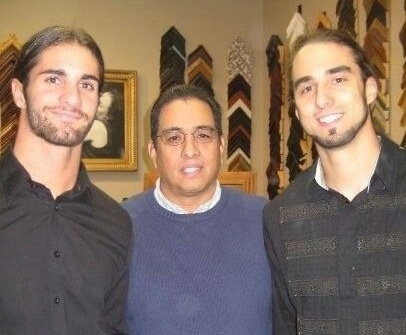 Seth Rollins Family Photos, Wife, Parents, Real Name,Height