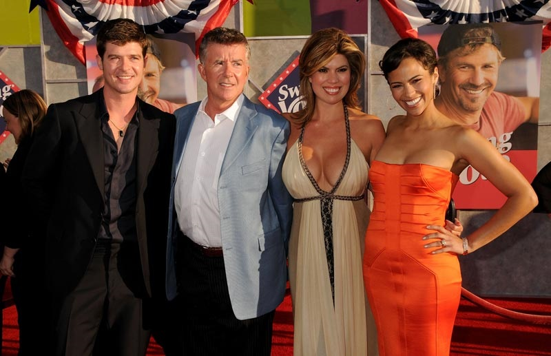 Alan Thicke Family Pictures, Wife, Son, Age , Died