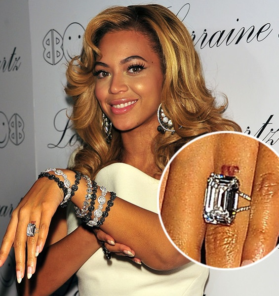 Beyonce Tattoos And Meanings Pictures On Finger, Hip