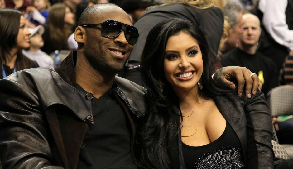 Kobe Bryant Family Pictures, Wife, Parents, Daughters, Age, Height