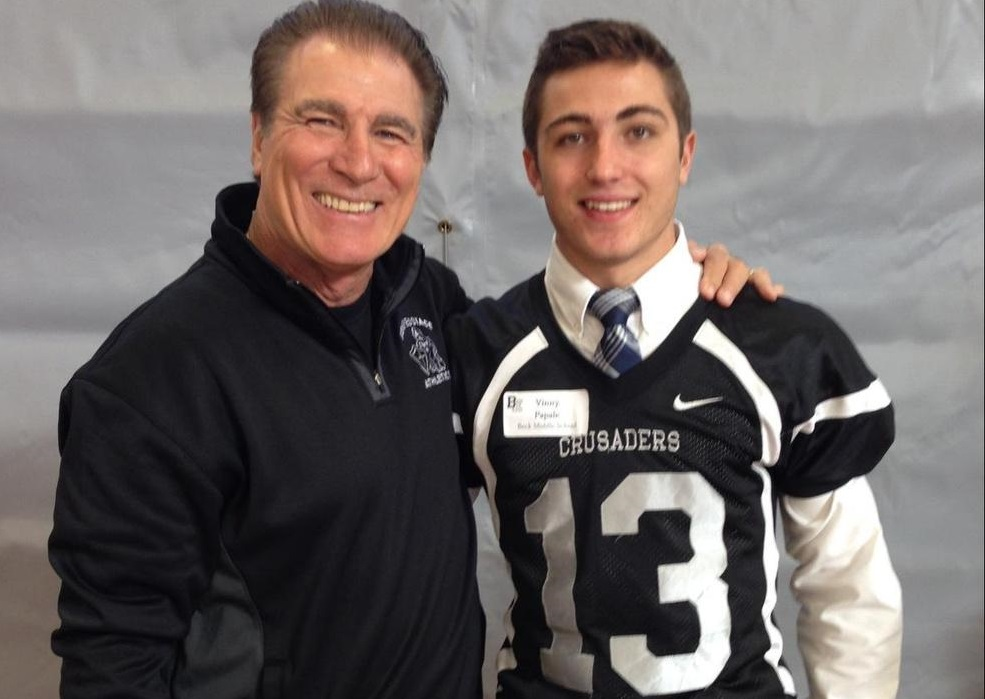 Vince Papale Family Photos, Wife, Son, Age, Net Worth