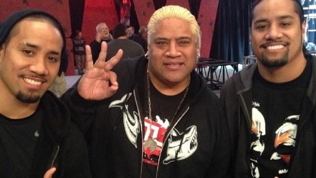 WWE Rikishi Family Photos, Wife, Sons, Age, Height, Net Worth