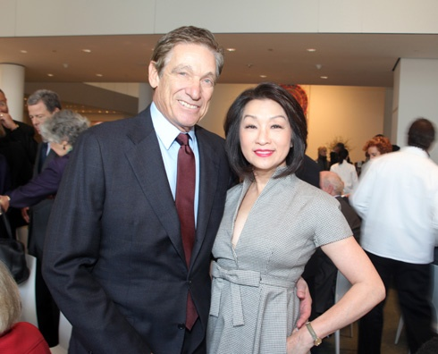 Connie Chung Family Photos, Husband, Age
