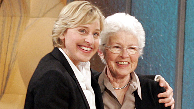 Ellen Degeneres Family Pictures, Age, Height