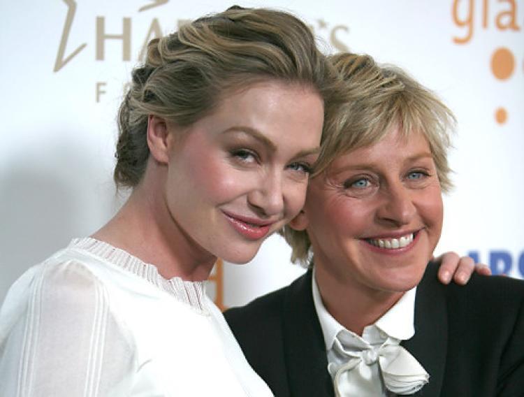 Ellen Degeneres Family Pictures, Partner, Age,