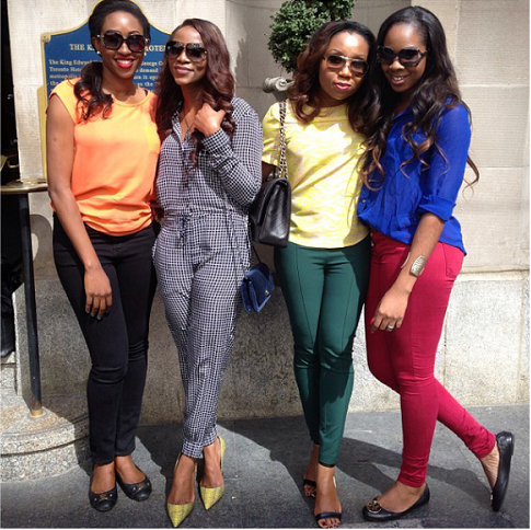 Genevieve Nnaji Family Photos, Husband, Daughter, Net Worth
