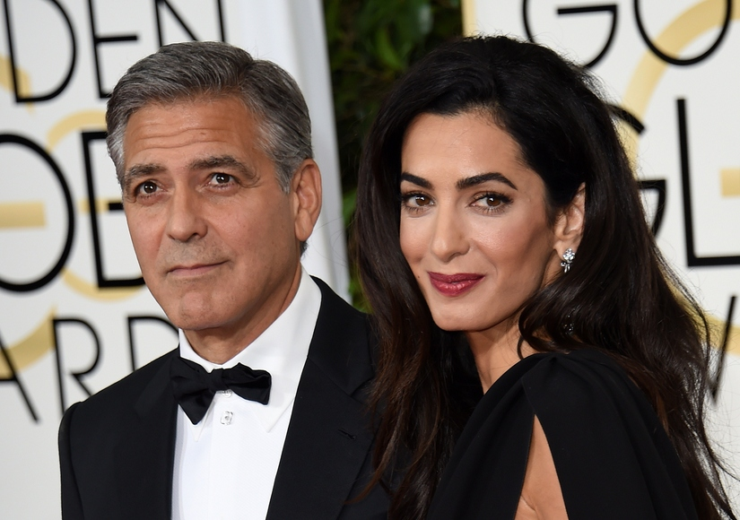 George Clooney Wife Pics, Age, Height, Family