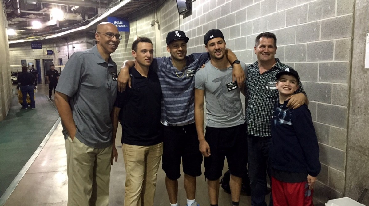 Klay Thompson Family Pictures, Wife, Age, Brother, Parents