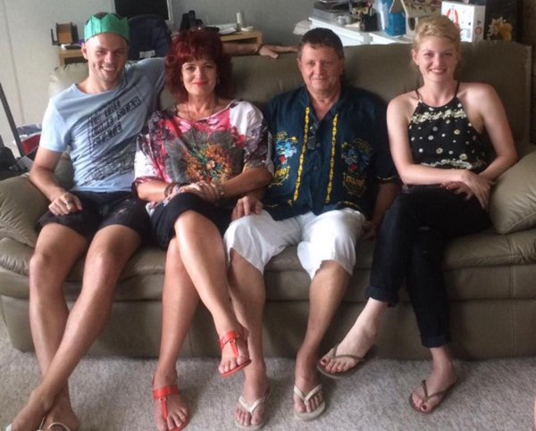 Cariba Heine Family Photos, Husband, Height