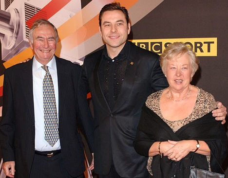 David Walliams Family Photos, Wife, Age, Height