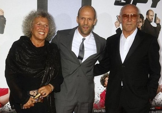 Jason Statham Family Photos, Father, Mother, Wife, Height
