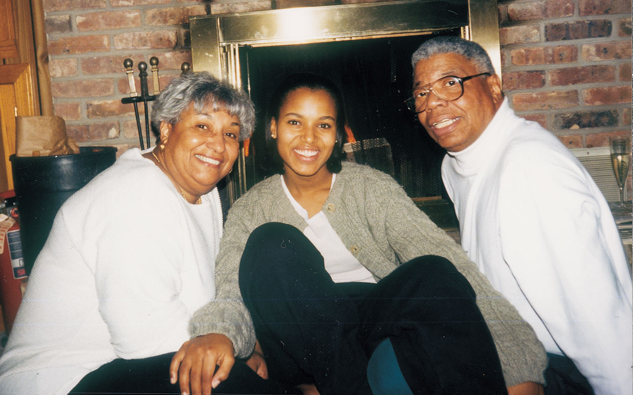 Kerry Washington Family Photos, Husband, Kids, Parents