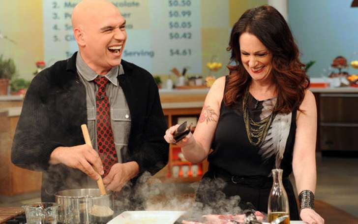 Michael Symon Family Pictures, Wife, Height, Tattoos, Net Worth