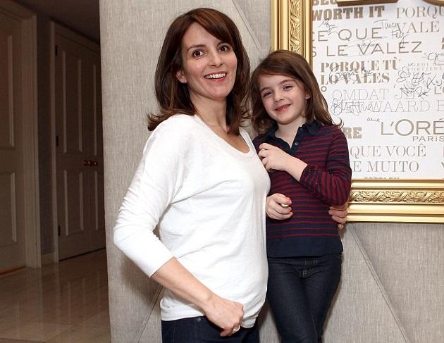 Tina Fey Family Photos, Husband, Daughter, Age,