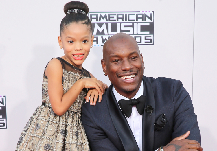 Tyrese Gibson Family Photos, Daughter, Age, Height