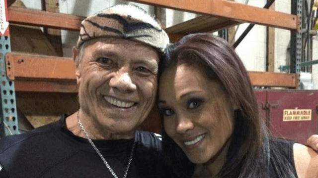 WWE Tamina Snuka Family Photos, Husband, Height