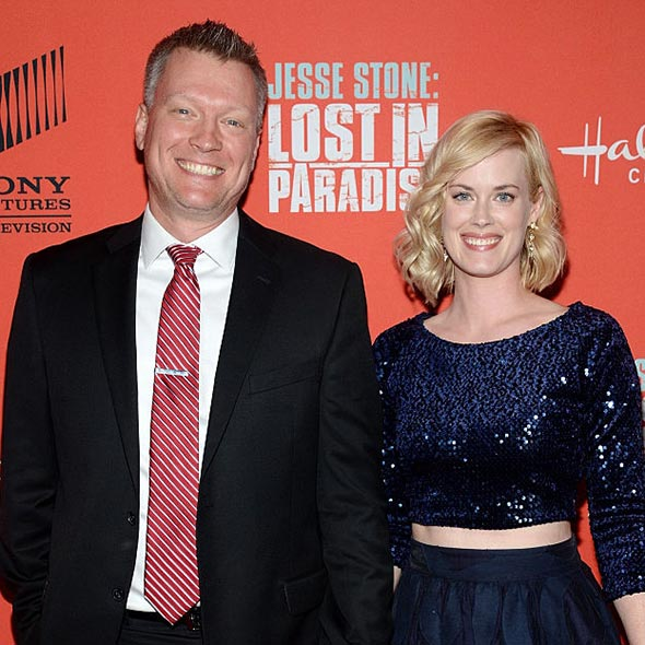 Abigail Hawk Husband, Age, Net Worth