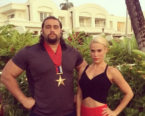 Alexander Rusev Family Photos, Wife, Age, Height and Weight