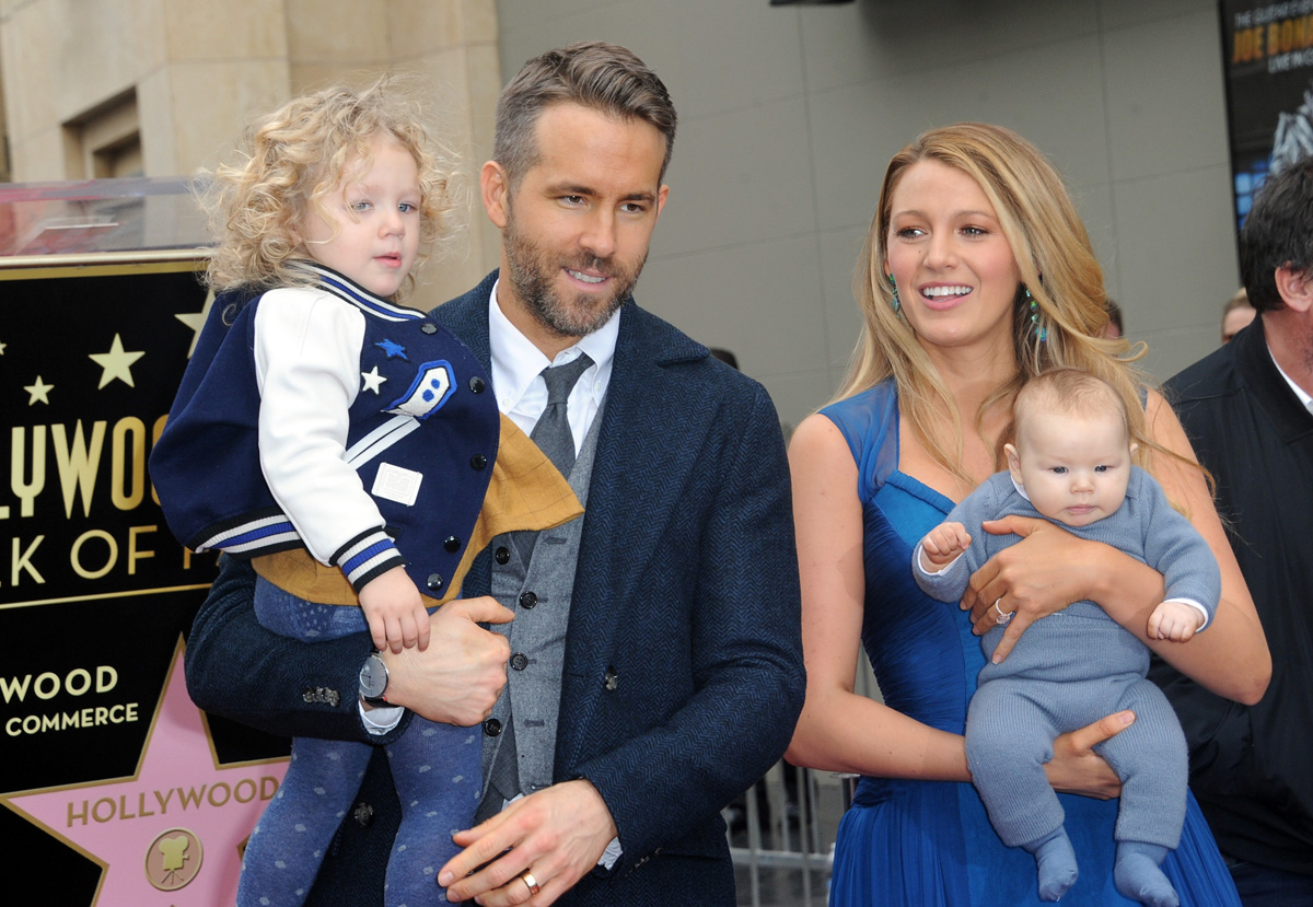 Blake Lively Family Photos,  Siblings, Children Names, Age