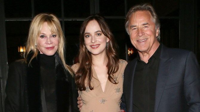 Dakota Johnson Family Photos, Parents, Age, Height