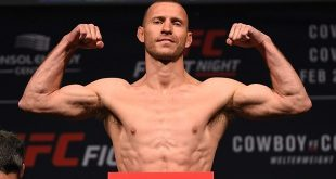 Donald Cerrone Family Pictures, Wife, Net Worth, Age, Tattoos